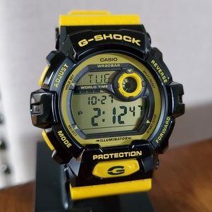 G-Shock Crazy Colors Series XL Watch - G-8900SC-1Y